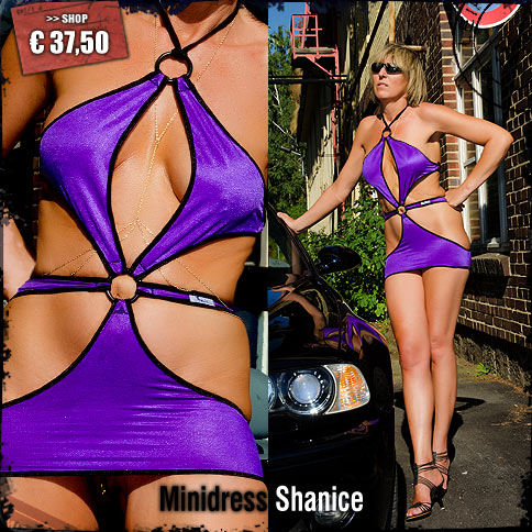 Mini dress Shanice