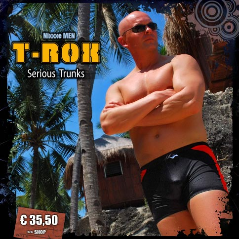 T-ROX serious Trunks